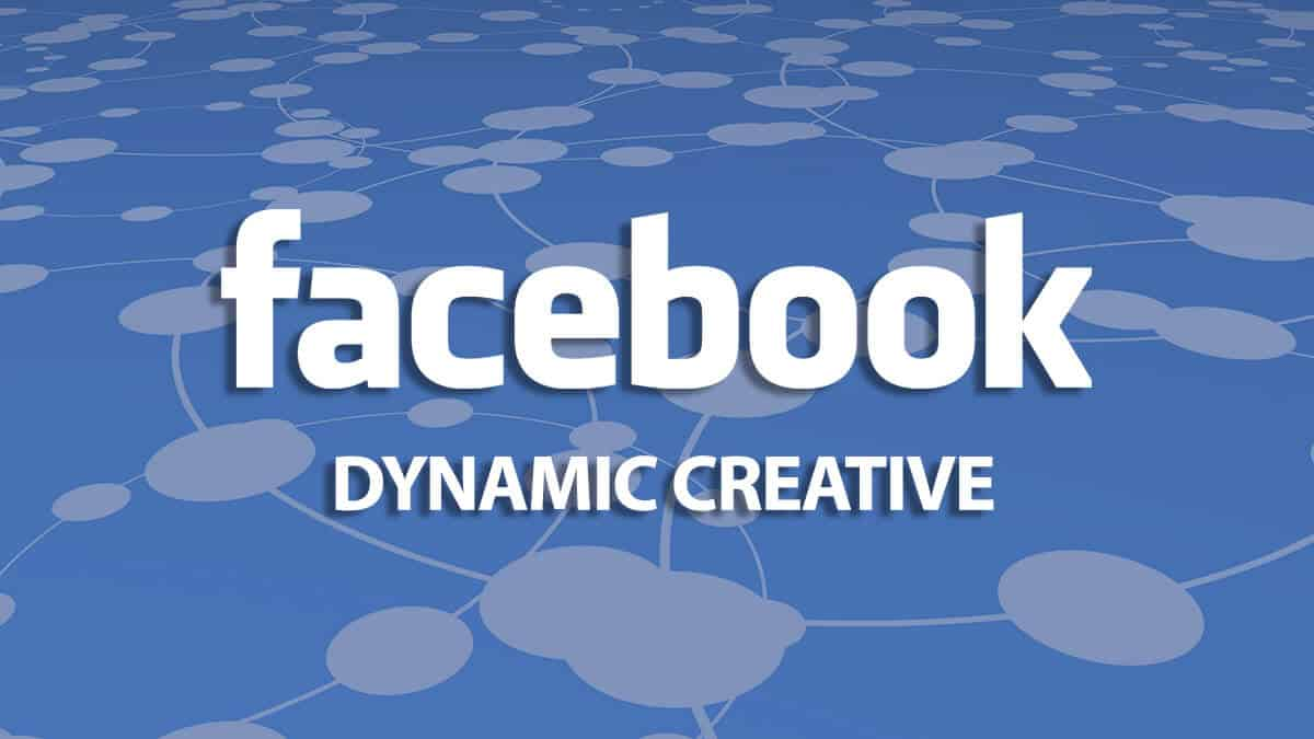 Facebook lanceert Dynamic Creative