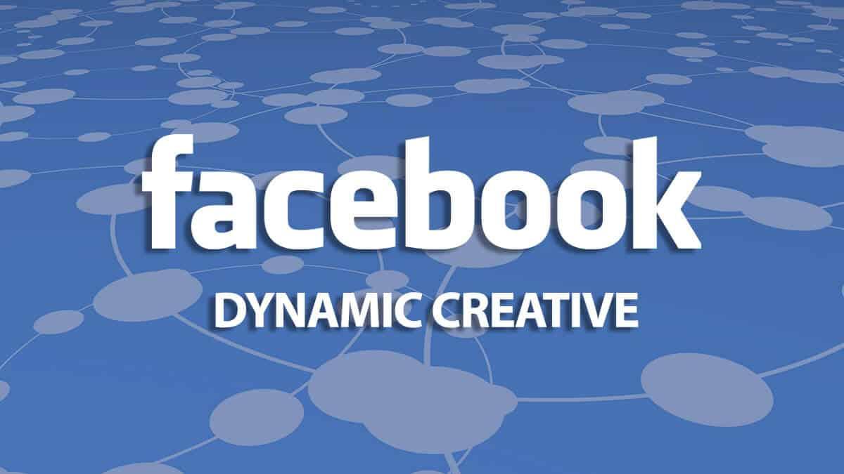 Facebook lanceert Dynamic Creative