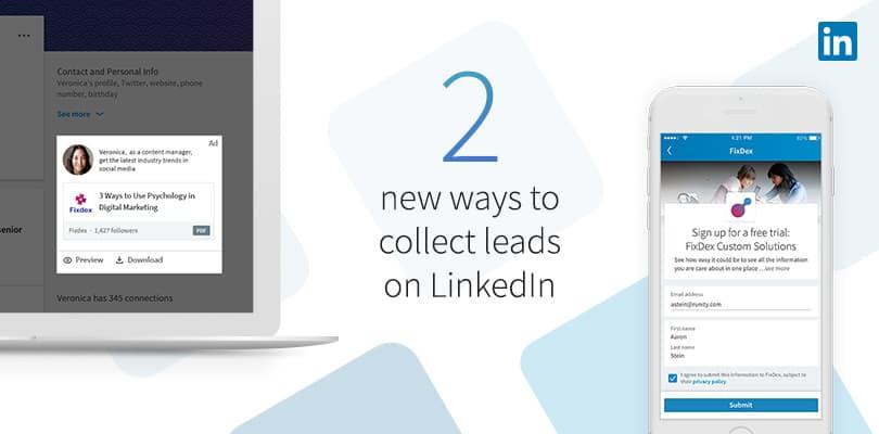 Uitbreiding LinkedIn Lead Gen