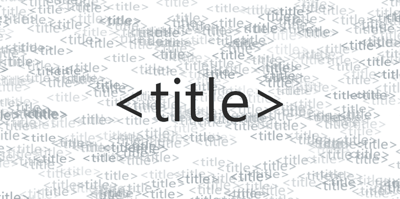 Title tags voor SEO