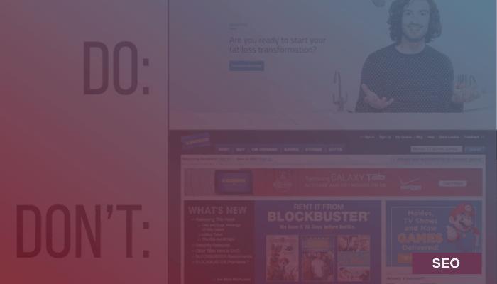 must haves voor je homepage