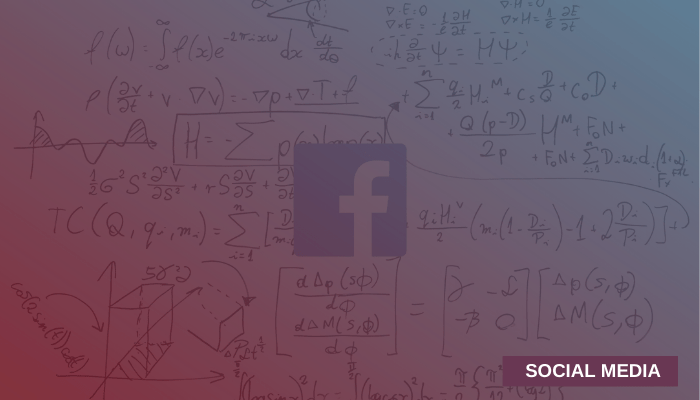 Facebook ad algoritme