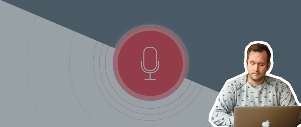 Inspelen op voice search