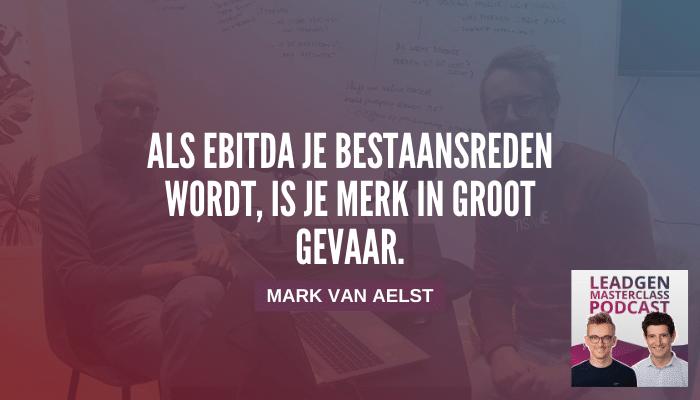 Leadgen Masterclass Podcast Mark Van Aelst